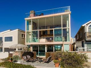 3545 O - The Glass House - Hollywood Beach Oceanfront, Oxnard