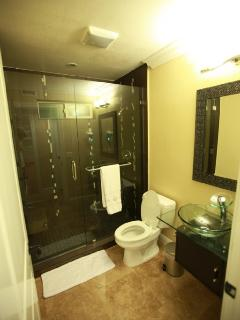 Share bathroom ( Downstairs)