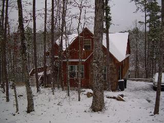 Winter at Engedi