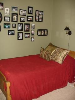 Small bedroom on main floor