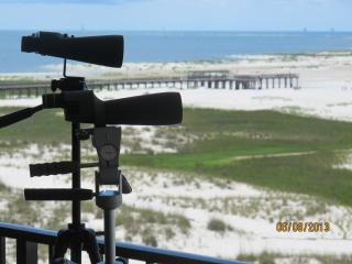 Luxury Dauphin Island Beachfront Holiday Isle Condo--NO FEES BY OWNER