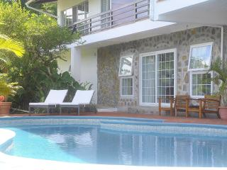 The luxury Clarance Studio at Marigot Palms, Baie de Marigot