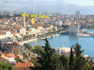 Split center apartment 2 just 3 min away from sea