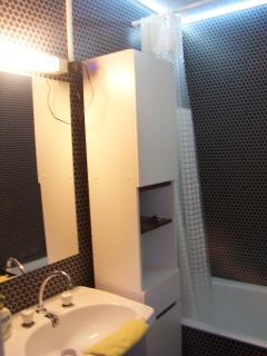 vue 2 de la salle de bains