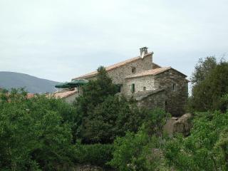 Cévennes, au pied du Mt Lozère, Aujac