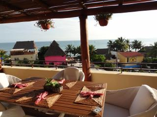 Luxury Penthouse condo! Panoramic ocean views!!!, Punta de Mita