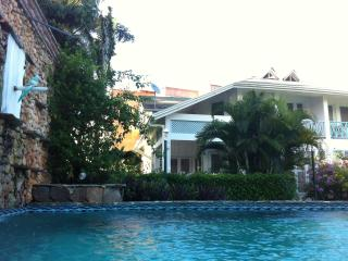 Villa View from the pool!