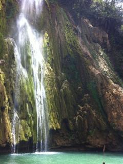 Can't miss 'El Limon' Waterfalls