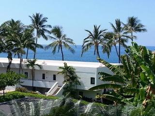 Paradise Found! Rare Oceanview Royal Sea Cliff Studio condo--Just renovated-RSC 429, Kailua-Kona