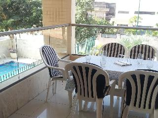 Shirat Hayam - Lovely 3 bedroom apartment with pool, South Beach Netanya