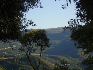 Colline della Campania.  Calitri.  'Casa della Loggia'