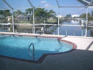 Waterfront Villa Marie @ Cape Coral, FL