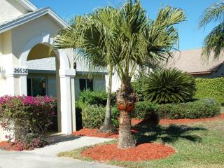 MICHAEL HOME:  3 Bedroom, 2 Bathroom, Pool Home  in Bonita Springs, FL