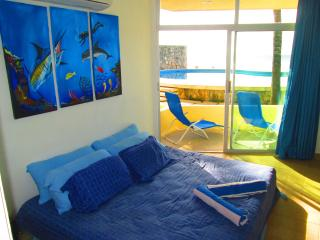 Oceanview one bedroom condo, Cozumel
