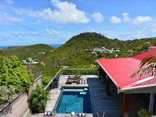 Lenalee at Flamands, St. Barth - Ocean View, Close To Flamands Beach, Gustavia