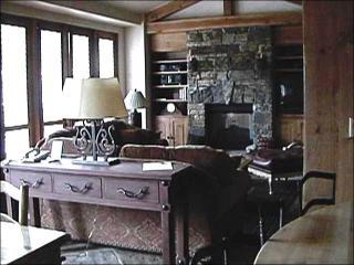 Rustic, Yet Modern Penthouse - Exposed Beam Ceilings (6691), Telluride