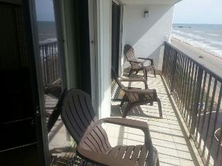 By the Sea #905, Wi-Fi, BEACHFRONT, Wheelchair Acc., Pet Friendly, Galveston