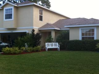 Bright, spacious, 2 bedroom house, Port Saint Lucie