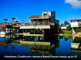 'Jamaica Me Happy' Bay House Galveston, Sleeps 10