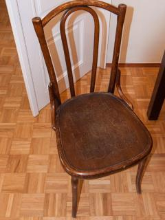 Original Thonet chairs from 1915