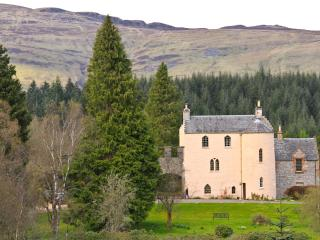 Recently renovated 500 year old Scottish castle.