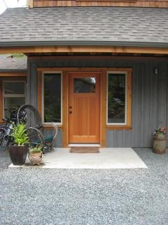 Cedar room separate entrance