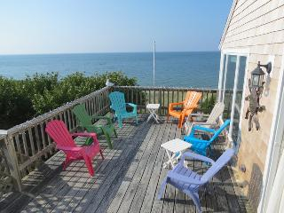 Breathtaking Views Directly On Sandy Beach--117-B, Brewster