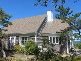 Secluded home on the beach on Cape Cod Bay!--067-B, Brewster