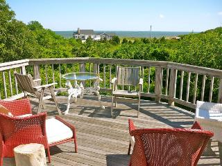 Bay Views, 2 Minute Walk to Beach, Sleeps 10-154-B, Brewster