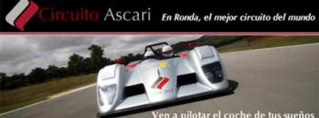 Circuito de velocidad: Ascari resort Ronda