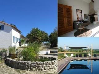 Countryside B&B apartment with pool in SW France, Saint-Jean-de-Duras