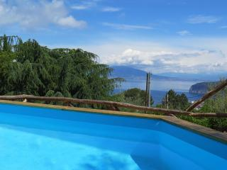 Villa Panoramica Sorrento with swimming pool