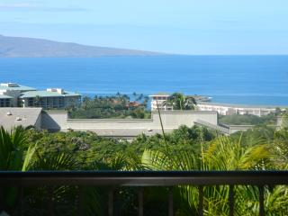 Maui Wailea Townhouse, 2BR, 2.5 Ba, air conditioned, sleeps 8, ocean view