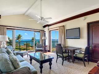 Living Room Oceanfront View