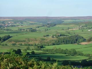 spectacular moorland scenery