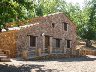 Situada en el Parque Natural Sierra de Aracena.