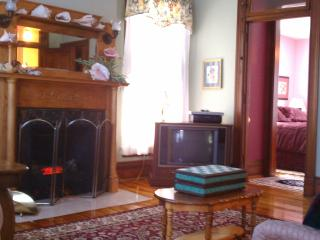 Bragg Suite Sitting Room