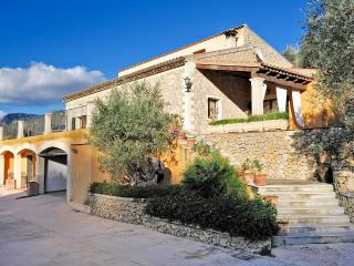 Sa Tanqueta – traditional Majorcan finca with modern furnishings, Sol de Mallorca