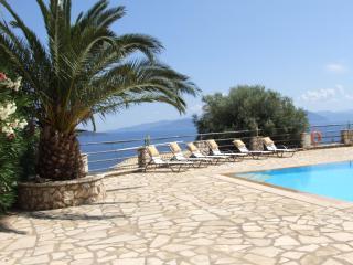 Sapphire Villa stunning sea views Sivota, Lefkada, Vasilikí