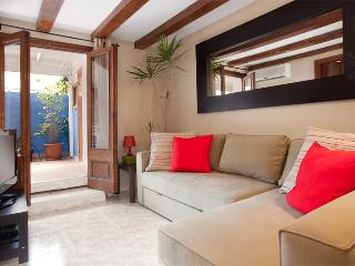 Central Barcelona  3 bedroom near Paseo St. Joan