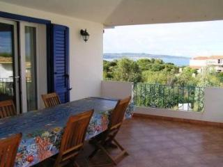 Apartment in villa ( 1° floor) Calasetta