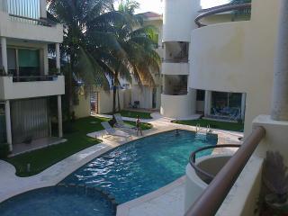 Department two bedrooms Playacar, Playa del Carmen