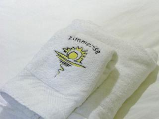 bedding & towels supplied