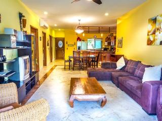 Ground Floor unit with views of the Gardens and Pools, Playa del Carmen