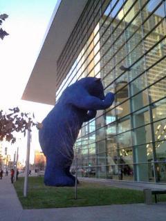 Denver Convention Center 1 mile away