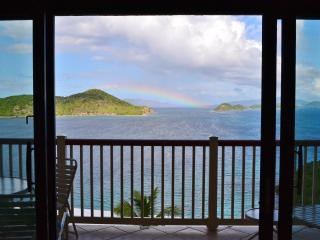 WOW Views! Stays Assist U.S. Military! 2BR/2BA Caribbean Escape-St.Thomas USVI
