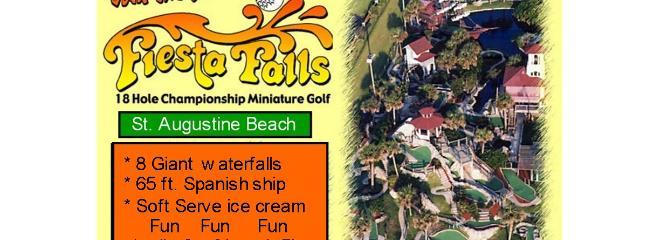 Nearby Miniature golf- 3 blocks