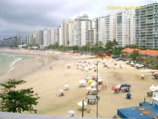 Guarujá, Pitangueiras Frente total para o mar, Guaruja