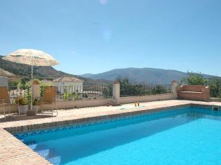 Casa GRANADO villa with stunning views, pool, WIFI