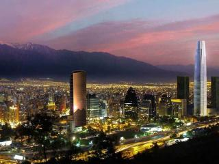 Big aparment in Downtown Santiago.